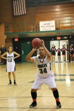 Eagles face Luther with determination