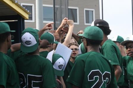 Baseball reaches a high point at Douglass