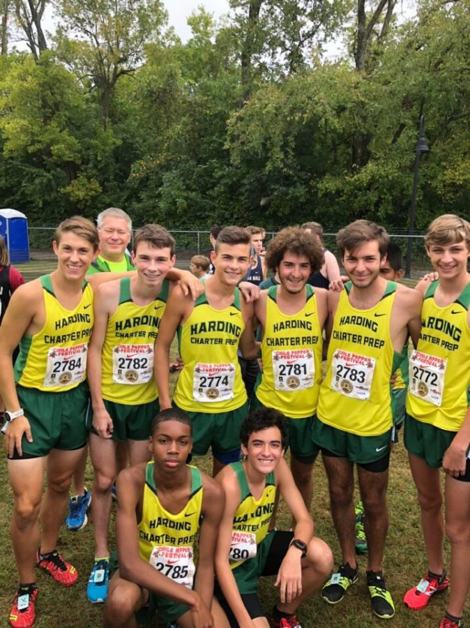 Cross country races to state
