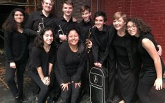 Band students attend All City clinic