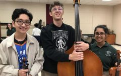 Musicians earn spot in regional honor orchestra