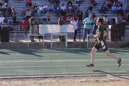 Track continues to have success in performances throughout season